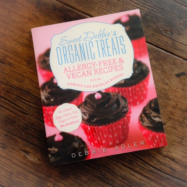Cookbook review | Sweet Debbie's Organic Treats | Allergy-free, vegan | Recipe Renovator