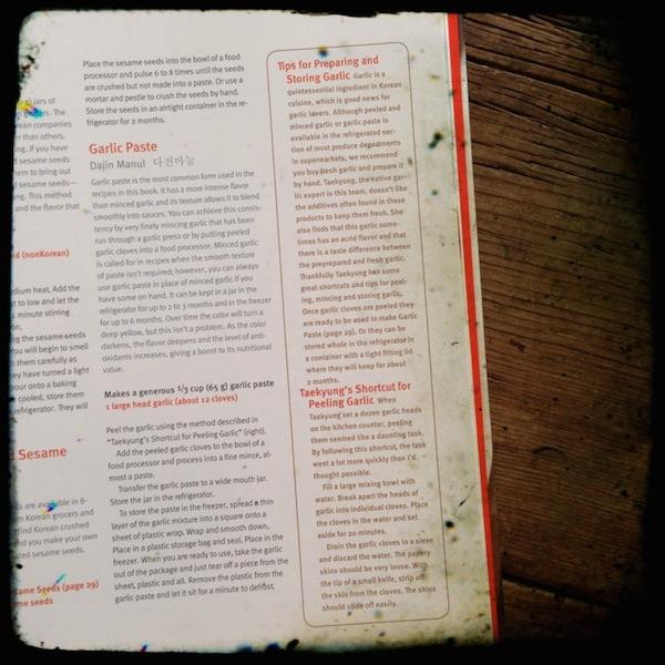 Cookbook review: The Korean Table | Recipe Renovator