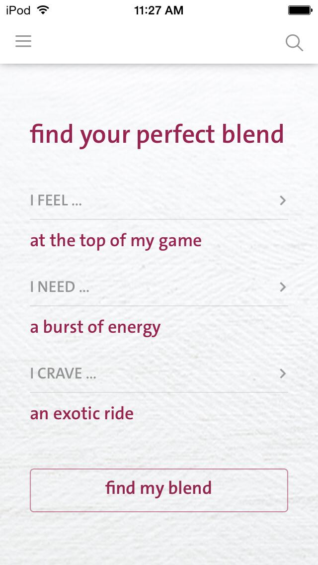 Find Your Blend | Blender Girl Smoothie App