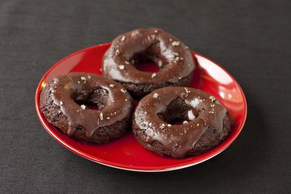 Chocolate-Chili Glazed Donuts | Recipe Renovator