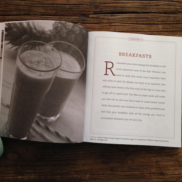 Cookbook Review   Super Seeds by Kim Lutz   Recipe Renovator