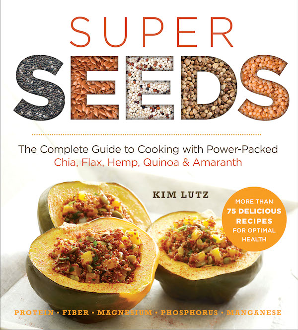 Cookbook Review | Super Seeds by Kim Lutz | Recipe Renovator