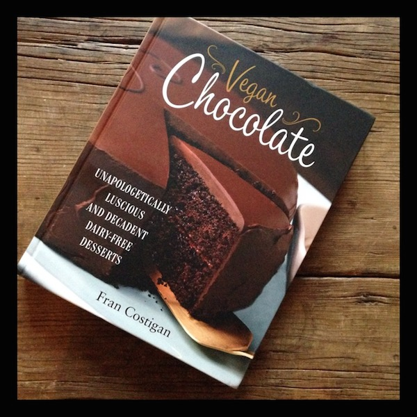 Cookbook reviewl | Vegan Chocolate by Fran Costigan | Recipe Renovator