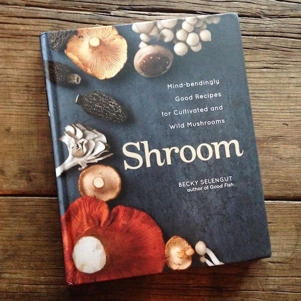 Cookbook review: Shroom by Becky Selengut