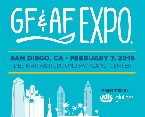 GF and AF Expo in San Diego February 7, 2015