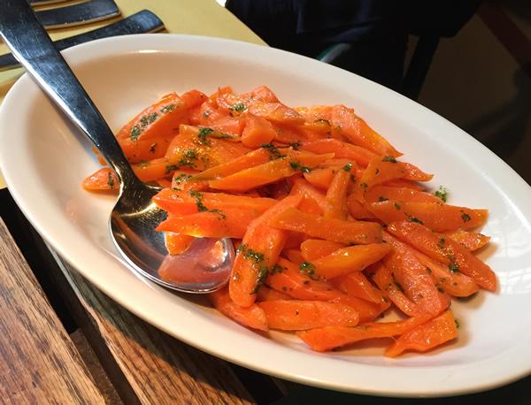 La Zucca Carrots | Recipe Renovator