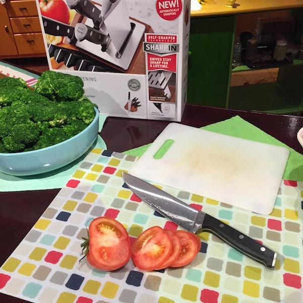 Calphalon Knife Test | Recipe Renovator