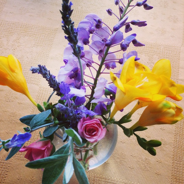 Spring flowers   Migraine Relief Plan