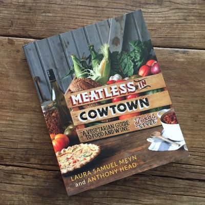 Cookbook review: Meatless in Cowtown