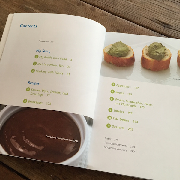 Book review: BetterThan Vegan by Chef Del Sroufe   Review on Recipe Renovator