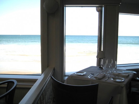 Marine Room restaurant in San Diego | Migraine Relief Plan