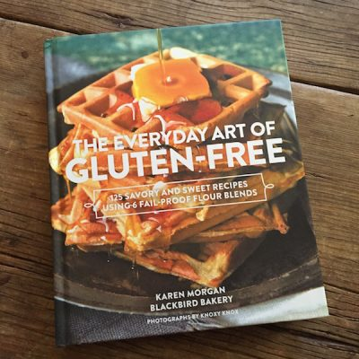 Cookbook review: The Everyday Art of Gluten-Free by Karen Morgan