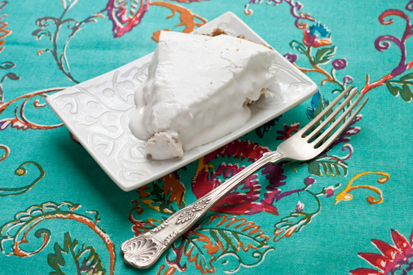 Coconut Cream Pie from Recipe Renovator | Gluten-free, raw, dairy-free, paleo