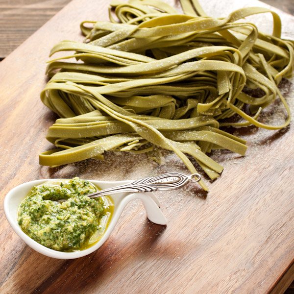 Perilla Pesto from Stephanie Weaver | Bright, herby, and fresh | Gluten-free, vegan, paleo, Whole30