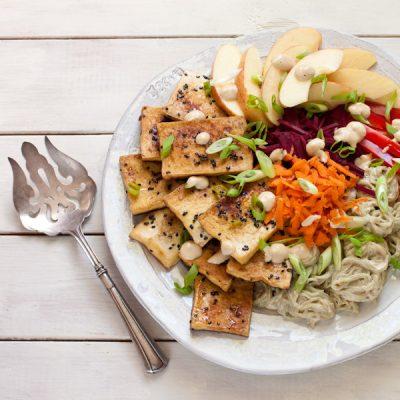 Indonesian Gado Gado | Gluten-free, vegan, nut-free