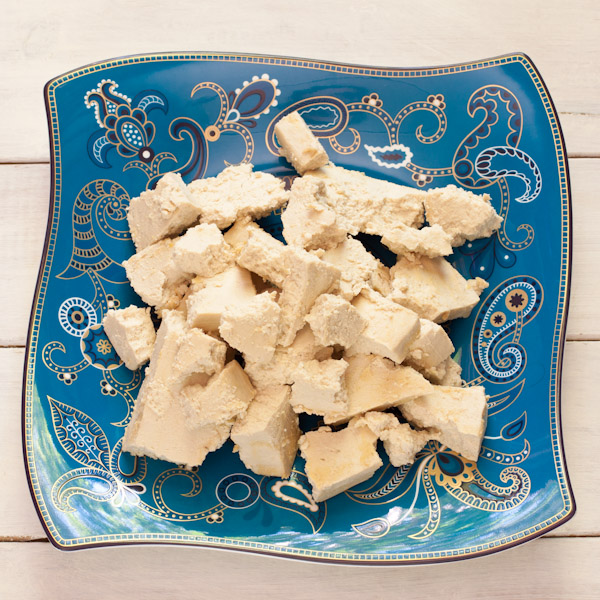 How to make tofu cheese