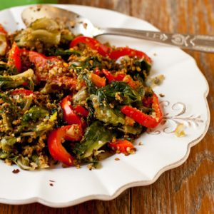 Utica Greens | Gluten-free and vegan