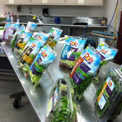 Dole Salad tour