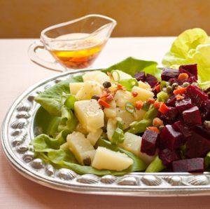 Composed Beet Salad | Venegret