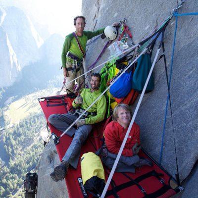 Steve Wampler, ascent of El Capitan