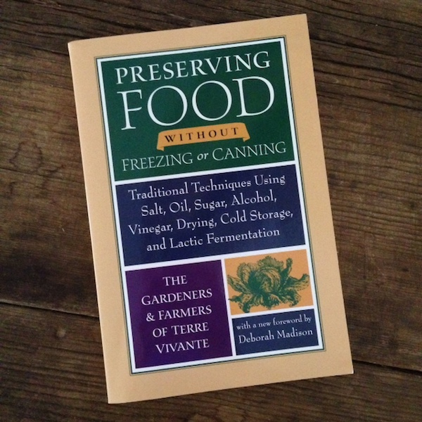 Preserving Food without Freezing or Canning | Review by Recipe Renovator