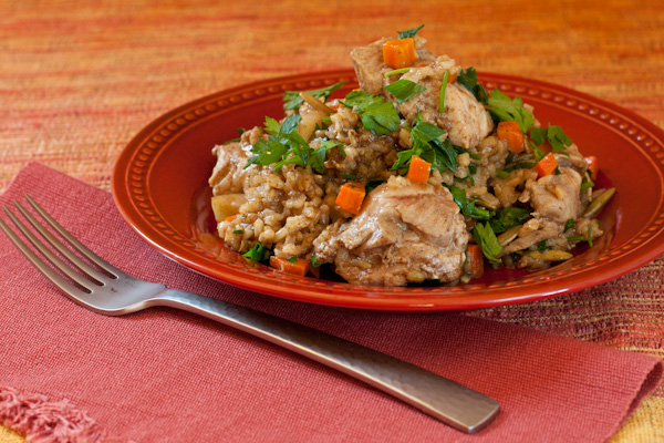 Buddhist Temple Chicken and Rice | Recipe Renovator