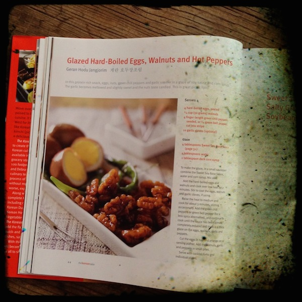 Cookbook review: The Korean Table | Recipe Renovator