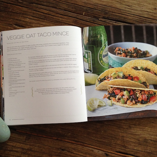 Cookbook review | OATrageous Oatmeals | Recipe Renovator
