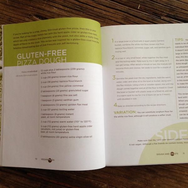 Cookbook review | Vegan Pizza | Recipe Renovator