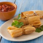 Paleo tamales by Recipe Renovator | Grain-free, gluten-free, low-sodium, migraine-friendly