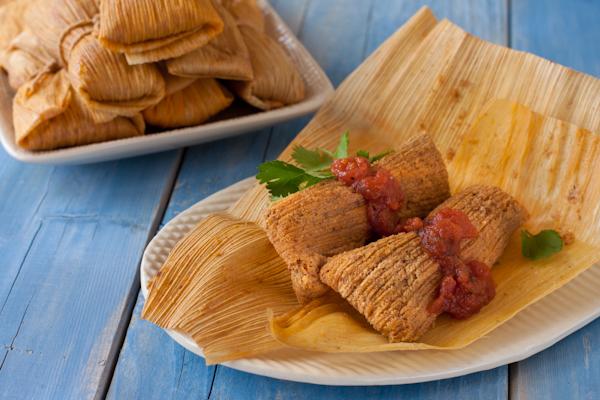 Paleo tamales by Recipe Renovator   Grain-free, gluten-free, low-sodium, migraine-friendly