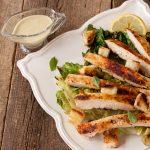 Grilled Chicken Caesar Salad | Recipe Renovator | paleo, gluten-free, dairy-free