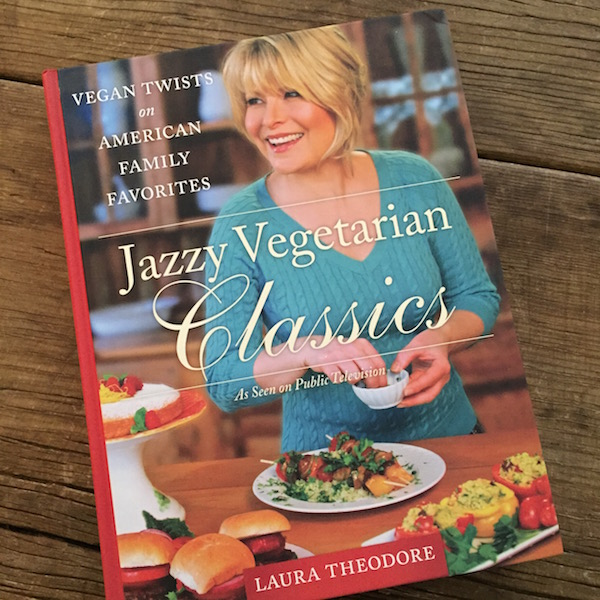 Review of Jazzy Vegetarian Classics | Recipe Renovator