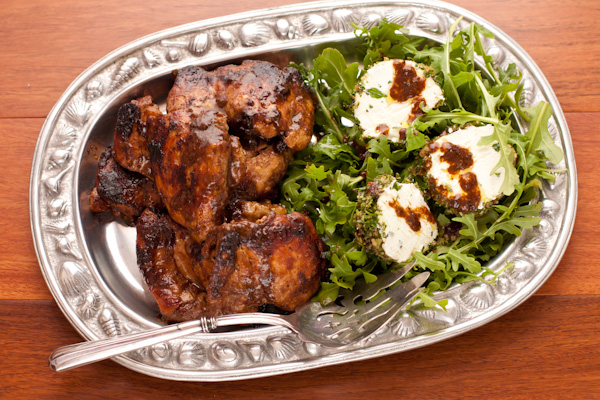 Fig-Balsamic Glazed Chicken | Gluten-free | Recipe Renovator