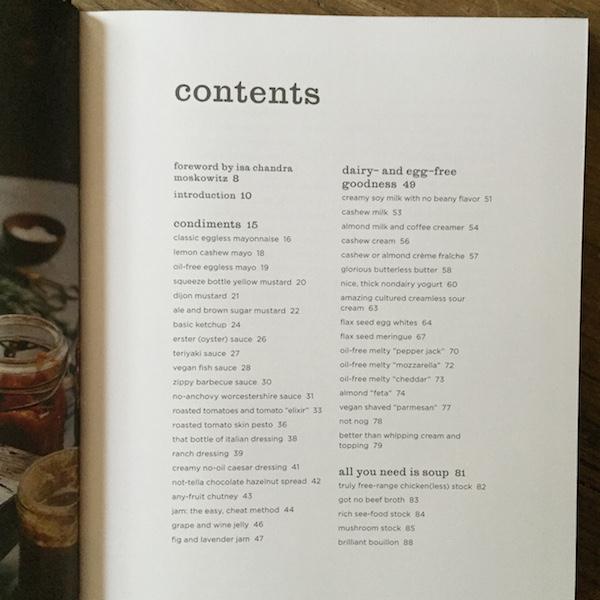 Cookbook review | Homemade Vegan Pantry by Miyoko Schinner | Recipe Renovator
