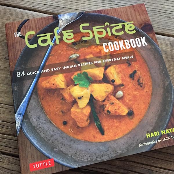 Cookbook review | Cafe Spice Cookbook by Hari Nayak | Recipe Renovator