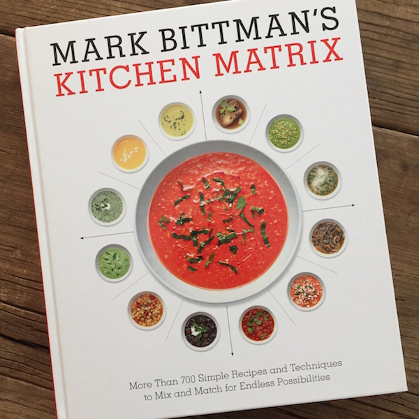 Review: Mark Bittman's Kitchen Matrix | Recipe Renovator