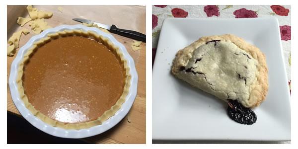 Pie Crust from Gluten-Free Wish List by Jeanne Sauvage | Recipe Renovator