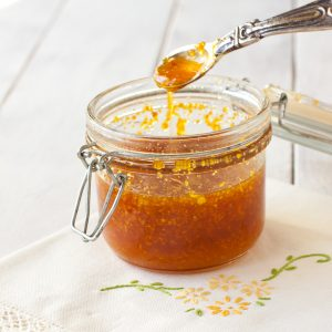 Medicinal Honey from Recipe Renovator: perfect for cold and flu season!