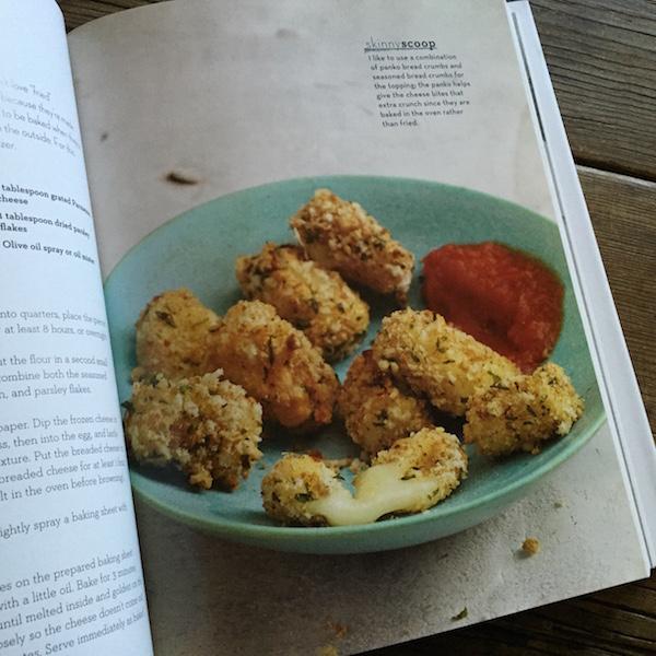 Recipe Renovator reviews: The Skinnytaste Cookbook by Gina Homolka
