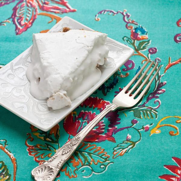 Coconut Cream Pie from Recipe Renovator   Gluten-free, raw, dairy-free, paleo