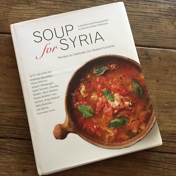 Recipe Renovator reviews Soup For Syria