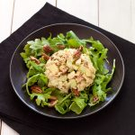 Curried Chicken Salad from Recipe Renovator: paleo and gluten-free, an easy way to use up leftover roasted chicken breast. Whole30 compliant too!