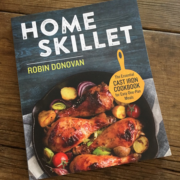 Review of Home Skillet by Robin Donovan on the Recipe Renovator blog
