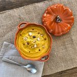 Pumpkin hazelnut soup from Recipe Renovator | Plant-based, paleo-friendly, gluten-free