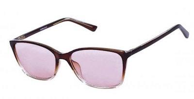 Axon Optics migraine glasses with Jura frame